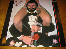 Ringo Starr-Ringo the 4th LP,Polydor Germany 1977,OIS,10 Tracks,rar,mint/wie neu