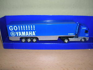 NewRay-VOLVO-FH-16-FH16-Yamaha-Racing-Team-Camion-GO-1-87-H0-Semirremolque