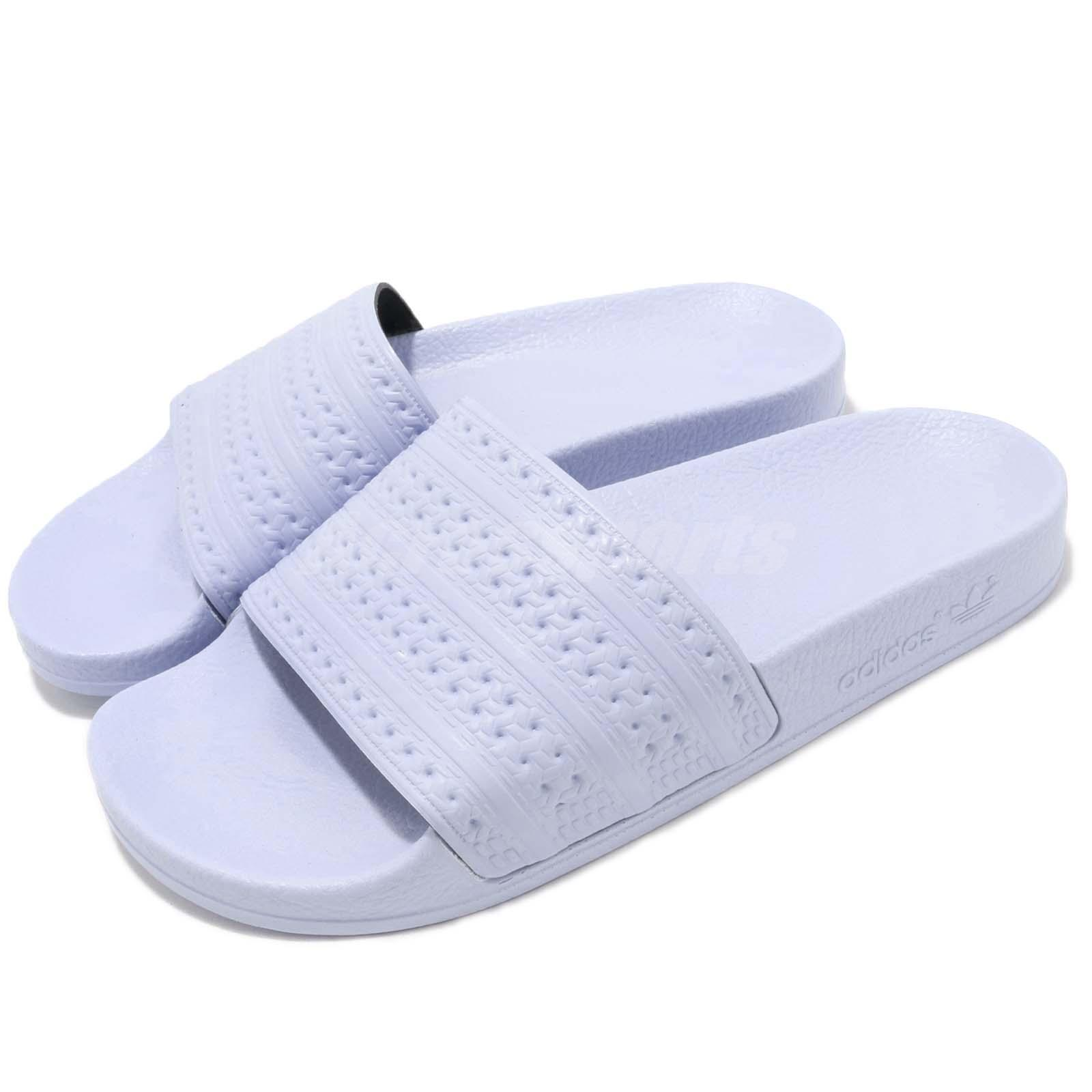 bc3c9508d83d adidas Adilette Easy Blue Blue Blue Men Sports Sandal Slides Slippers  BA7539 f8200a