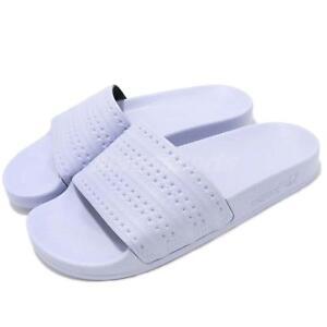 3d477b9b4c74 adidas Adilette Easy Blue Men Sports Sandal Slides Slippers BA7539 ...