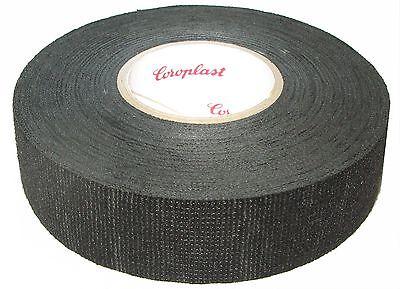 Coroplast Bande de Tissu FCC 839 19mm X 25m Chiffon Cassette Jusqu/'à 125°C Tva