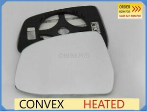 Convex Heated For FORD MONDEO FOCUS 2007-2010 Wing Mirror Glass  Left //D033