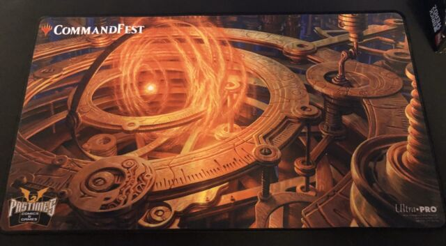 Ultra Pro Magic WAR OF THE SPARK PLAYMAT Finale of Promise MTG BOX CARD BOLAS