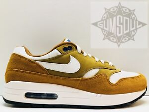 new product 750bf 122a7 Image is loading NIKE-AIR-MAX-1-PREMIUM-OG-DARK-CURRY-