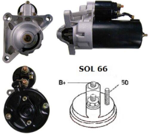 Citroen Xm Y3 Y4 3.0 V6 3.0 V6 24V Starter Motor From 1989-2000