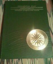 1967 COMMERCIAL PILOT COMPLETE PROGRAMMED COURSE INSTRUCTIONAL HC BOOK volume 2