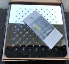 Waterpik XMT-633 High Pressure 6-Mode Rain Shower Head 2.5 GPM Chrome