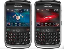 BLACKBERRY Curve 8900-Nero (Sbloccato) Smartphone, Tastiera QWERTZ