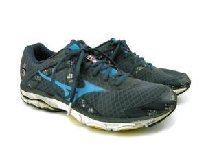 mens mizuno running shoes size 9.5 in european sizes
