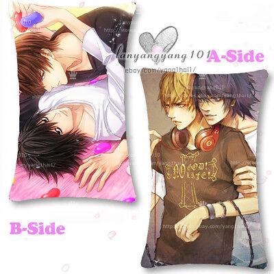 Dakimakura Bedding Anime Angels of Death Comfort Pillow Case Gift 35*55cm #V16