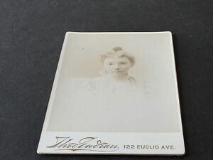 Vintage-1890-s-Victorian-Woman-Cabinet-Photo-by-Theo-Endean-Cleveland-Ohio