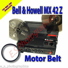 BELL & HOWELL MX 42 Z 8mm Cine Projector Belt (Main Motor Belt)