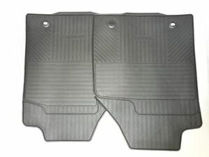New Genuine Ford Transit Connect Front Tailored Rubber - Rubber connecting floor mats