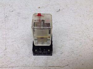 UF3C-24V DC N Kuhnke 11-Pin 3PDT 6A Power Relay UF3C-24V-DC-N UF3C-24VDC N