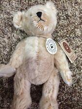 """Boyd's Bears  """"Teddy B. Bear"""" from the Mohair Collection Style #50004"""