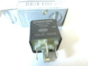 New Genuine Nissan Relay 25230D6302 25230-D6302