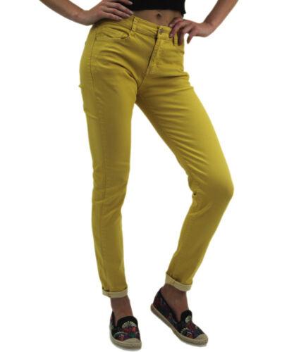 Da Donna Metà lo spreco di Jeans Skinny Jeggings Donna Elasticizzato Pantaloni Pantaloni Estate 8-16