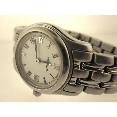 Authentic Movado Women's Watch 84.E6.0850