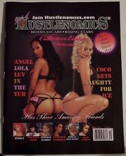 GIRLS Of HUSTLENOMICS Sexy COCO Hot ROSA ACOSTA In BODY PAINT Melyssa Ford ANGEL