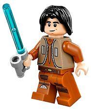 NEW LEGO STAR WARS EZRA MINIFIG Rebels minifigure figure 75090 75158