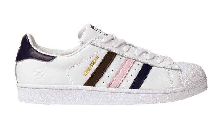 BRAND NEW Adidas SUPERSTAR MR PORTER KINGSMEN ORIGINALS