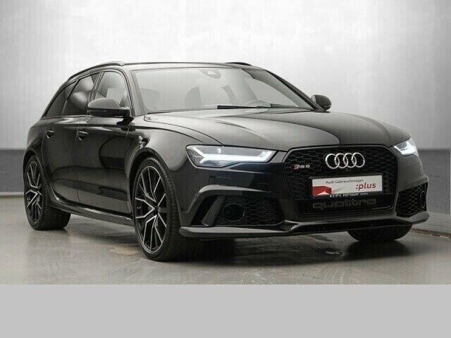 Audi RS6 4,0 TFSi Avant quattro Tiptr. 5d