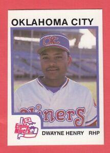 1987-Minor-League-ProCards-150-Dwayne-Henry-Oklahoma-City-Eighty-Niners