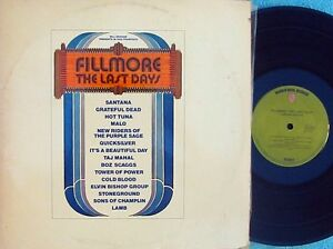 Last Days of the Fillmore