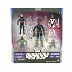 Guardians of The Galaxy Marvel Legends Series Action Figures 5pk Hasbro 2016