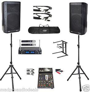 karaoke-equipment-professional-karaoke-system-Peavey-DM112-Series-compact-system