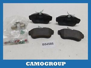 Pills Rear Brake Pads Pad Bosch For FIAT Scudo 2