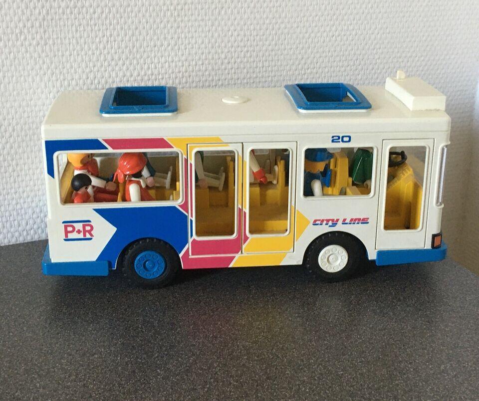 Playmobil, City Line Bus - Playmobil