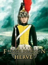 """DID 1//6 Scale 12/"""" Napoleonic French Dragoon Herve Action Figure 80104"""