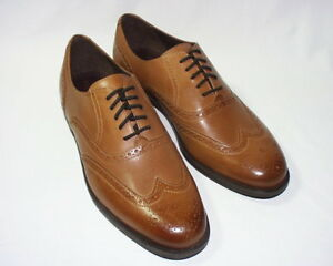 Cole Haan Mens Ross Dustin Wing Ox Oxford