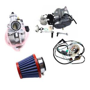 [GJFJ_338]  LIFAN 125cc Engine Motor Manual Clutch Wiring Harness + Carb for CRF50 XR50  CT70 | eBay | Lifan 125cc Motor Wire Harness |  | eBay