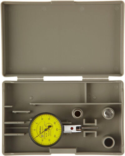 Mitutoyo 513-426E Dial Test Indicator Basic Set Horizontal Type Brand New