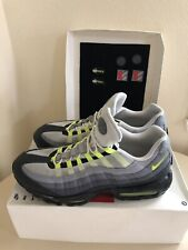 c136624d995 item 7 Men s 2014 Nike Air Max 95 V SP Patches Neon Green black grey volt  Size 14 -Men s 2014 Nike Air Max 95 V SP Patches Neon Green black grey volt  Size ...