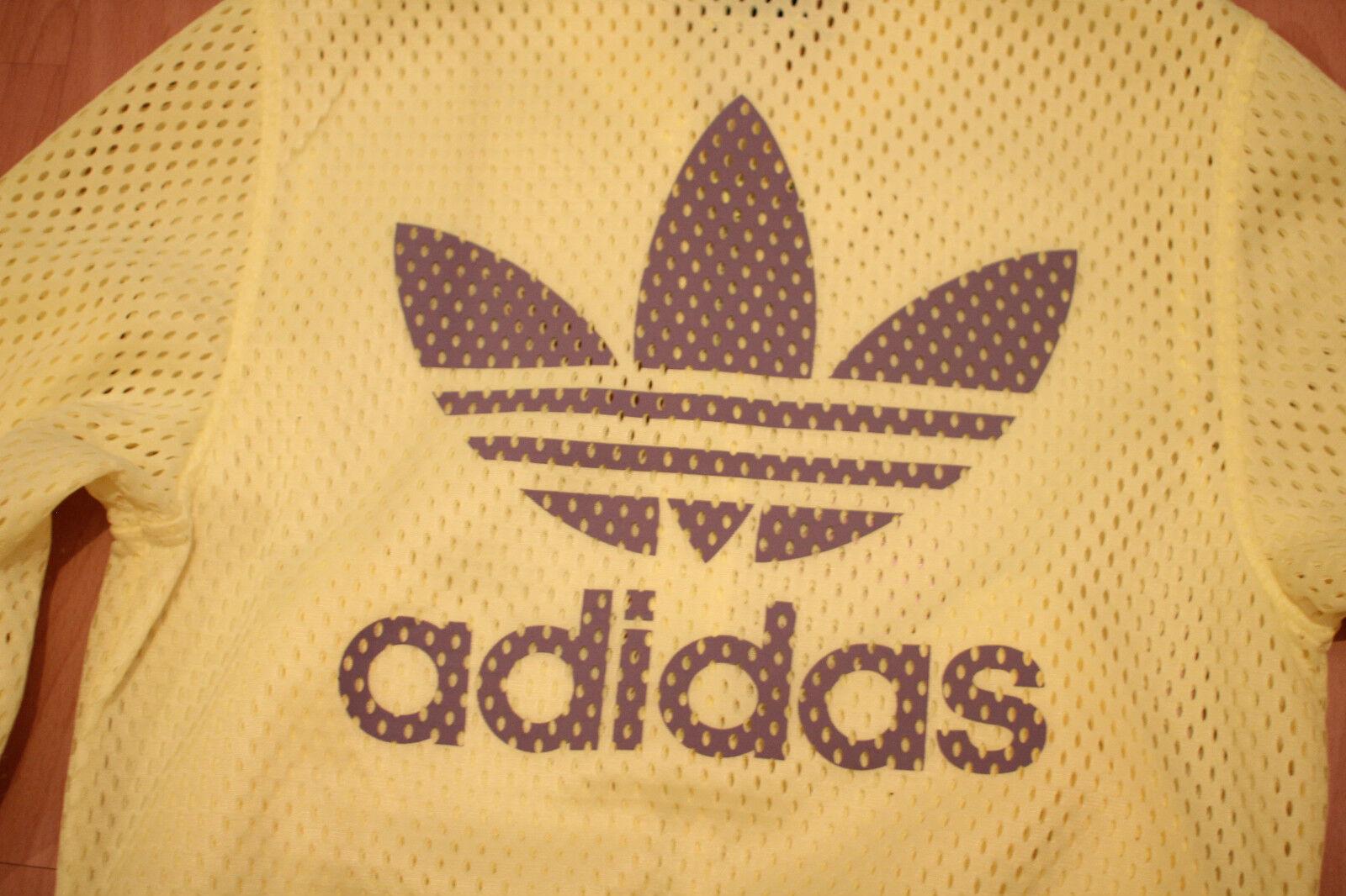 Adidas JS Puff Puff Puff Mesh Jacket Jeremy Scott Neon ObyO