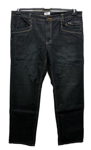 58 NEU Kurzgröße tolle Herren Jeanshose schwarz Münztasche mit Reißversc Gr.29