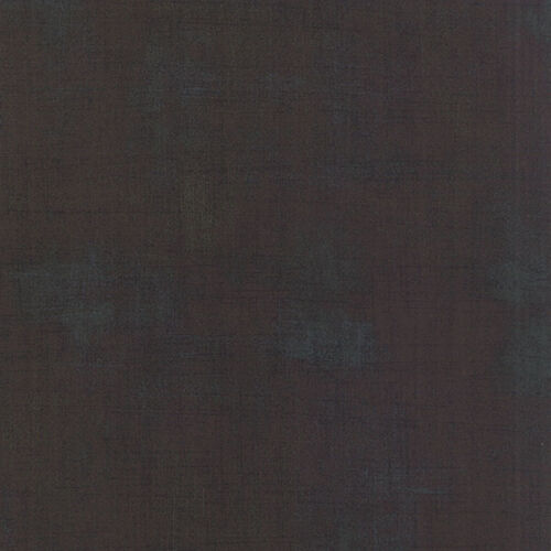 Marrón Tela de acolchar se vende por 1//4 Metro Moda Tela Grunge Espresso 3