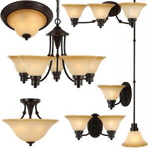 Details About Oil Rubbed Bronze Bathroom Vanity Ceiling Lights Chandelier Lighting Fixtures