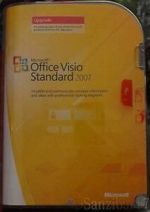 image is loading new retail version multi language microsoft office visio - Visio 2007 Standard