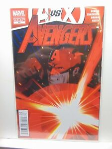 Avengers-25-Variant-Edition-2nd-Printing-Marvel-Comics-vf-nm-CB2880