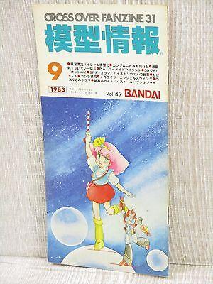 Toys & Hobbies Mokei Jouhou Model Magazine 1983 Booklet Art Book Ltd Vifam Godzilla Hot Sale 50-70% OFF
