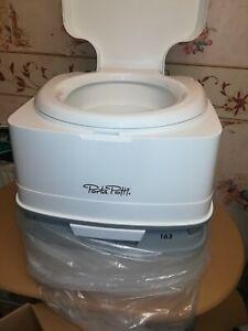 Thetford Porta Potti 165 Qube Caravan Camping Motorhome Portable Toilet Loo