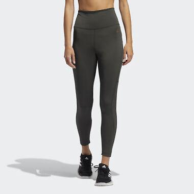 2-Pack adidas x Zoe Saldana Collection Women's Solid 7/8 Leggings