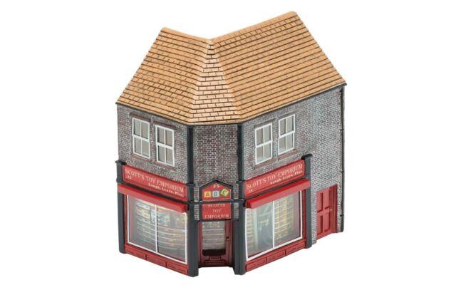 Hornby R9655 Skaledale /'The Corner Shop/' 100mm x 55mm 00 Gauge New Boxed