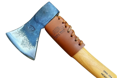 """14/"""" RST Wooden Ash Axe Replacement Handle 350mm"""