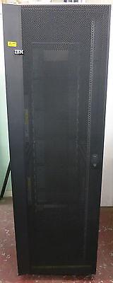 Ibm 7014-t42 42u Server Cabinet Rack Dei Dati Di Rete Recinto 41v0087- Le Materie Prime Sono Disponibili Senza Restrizioni