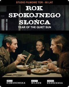 Rok spokojnego słońca (Digitally Restored) DVD POLISH RELEASE english subtitles - Wejherowo, Polska - Zwroty są przyjmowane - Wejherowo, Polska